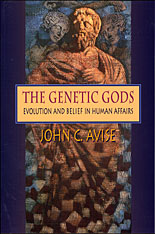 Cover: The Genetic Gods in PAPERBACK