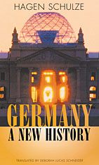Cover: Germany: A New History