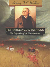 Cover: Jefferson and the Indians in PAPERBACK