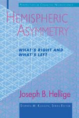 Cover: Hemispheric Asymmetry: What's Right and What's Left