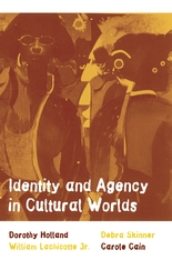 Cover: Identity and Agency in Cultural Worlds