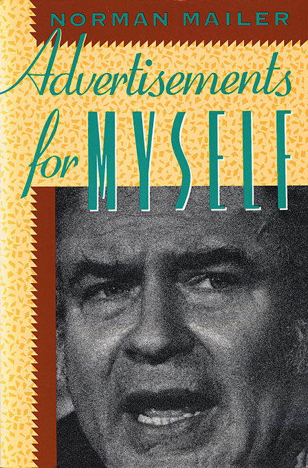 Cover: Advertisements for Myself, from Harvard University Press