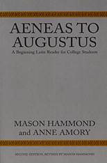 Cover: Aeneas to Augustus: A Beginning Latin Reader for College Students, Second Edition