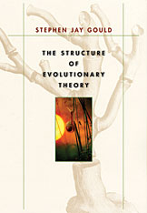 Cover: The Structure of Evolutionary Theory in HARDCOVER