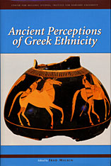 Cover: Ancient Perceptions of Greek Ethnicity in HARDCOVER