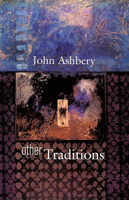 Cover: Other Traditions, from Harvard University Press