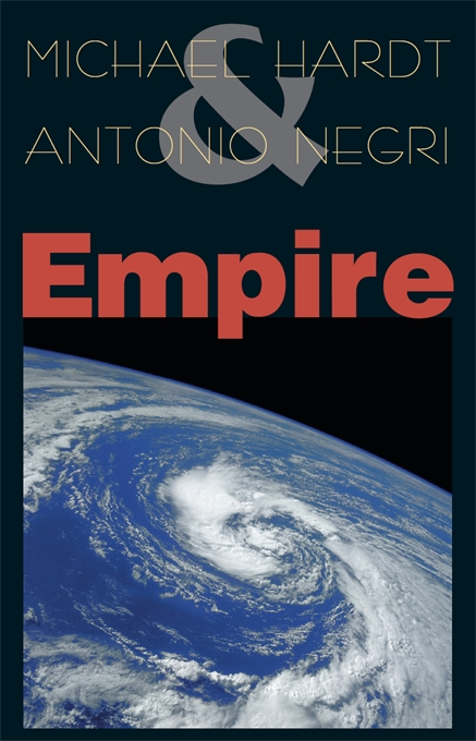 Cover: Empire, from Harvard University Press