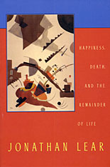 Cover: Happiness, Death, and the Remainder of Life in PAPERBACK