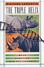 Cover: The Triple Helix: Gene, Organism, and Environment