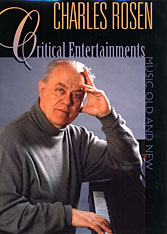 Cover: Critical Entertainments: Music Old and New