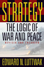 Cover: Strategy: The Logic of War and Peace, Revised and Enlarged Edition