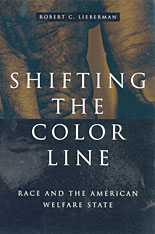 Cover: Shifting the Color Line in PAPERBACK
