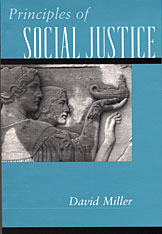 Cover: Principles of Social Justice