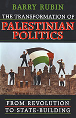 Cover: The Transformation of Palestinian Politics: From Revolution to State-Building