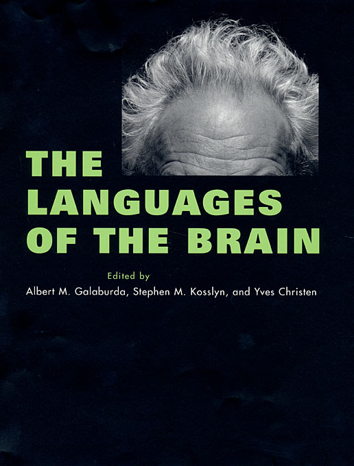Cover: The Languages of the Brain, from Harvard University Press