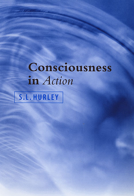 Cover: Consciousness in Action, from Harvard University Press