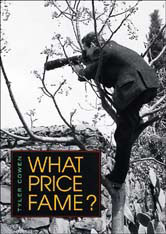 Cover: What Price Fame?