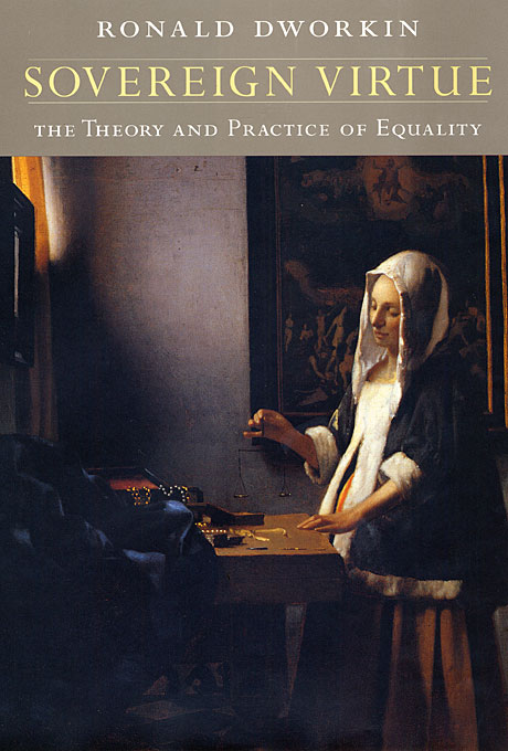 Cover: Sovereign Virtue: The Theory and Practice of Equality, from Harvard University Press