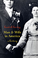 Cover: Man and Wife in America: A History