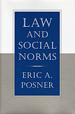 Cover: Law and Social Norms