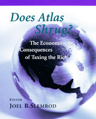 Cover: Does Atlas Shrug?: The Economic Consequences of Taxing the Rich