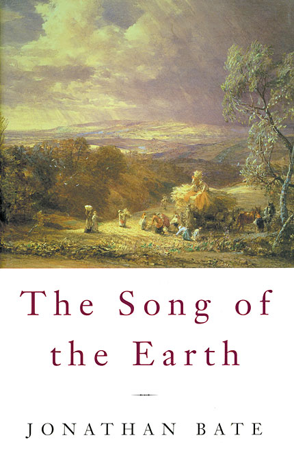 Cover: The Song of the Earth, from Harvard University Press