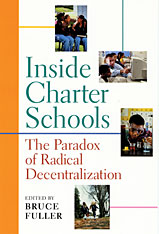 Cover: Inside Charter Schools in PAPERBACK