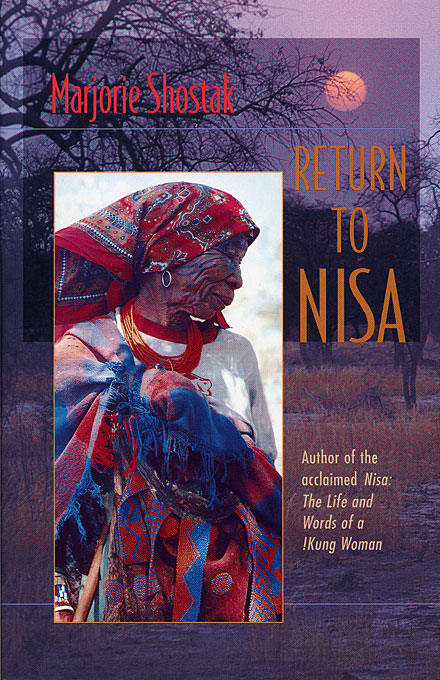 Cover: Return to Nisa, from Harvard University Press
