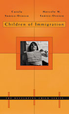 Cover: Children of Immigration in PAPERBACK