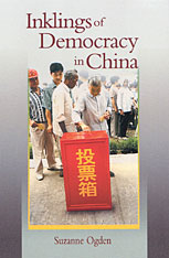 Cover: Inklings of Democracy in China in PAPERBACK