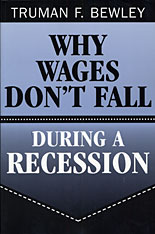 Cover: Why Wages Don't Fall during a Recession in PAPERBACK