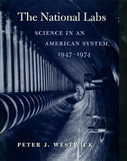 Cover: The National Labs in HARDCOVER