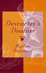 Cover: Descartes's Dualism in PAPERBACK