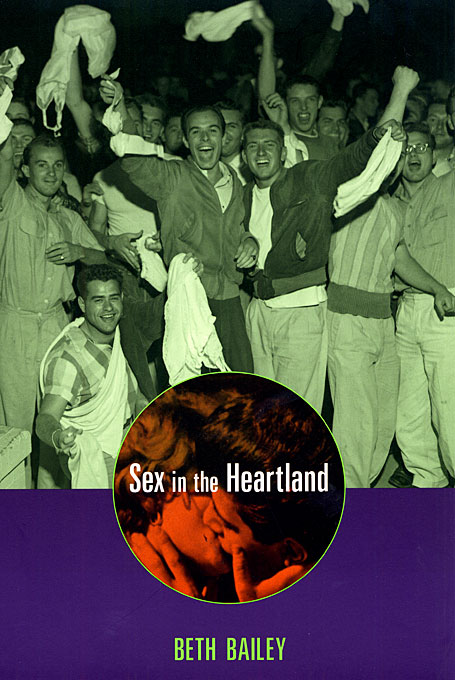 Cover: Sex in the Heartland, from Harvard University Press