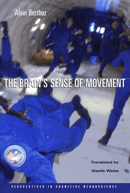 Cover: The Brain's Sense of Movement, from Harvard University Press