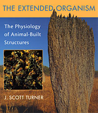 Cover: The Extended Organism: The Physiology of Animal-Built Structures