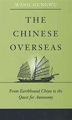 Cover: The Chinese Overseas in PAPERBACK
