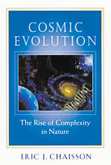 Cover: Cosmic Evolution: The Rise of Complexity in Nature