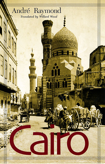 Cover: Cairo, from Harvard University Press