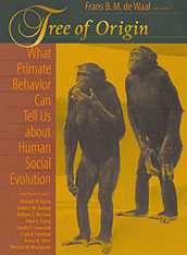 Cover: Tree of Origin: What Primate Behavior Can Tell Us about Human Social Evolution