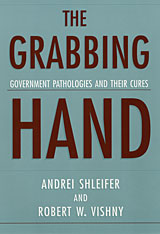 Cover: The Grabbing Hand in PAPERBACK