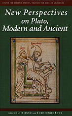 Cover: New Perspectives on Plato, Modern and Ancient in HARDCOVER