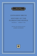 Cover: History of the Florentine People, Volume 2 in HARDCOVER