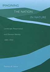 Cover: Imagining the Nation in Nature in HARDCOVER