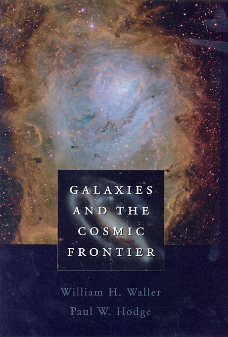 Cover: Galaxies and the Cosmic Frontier, from Harvard University Press