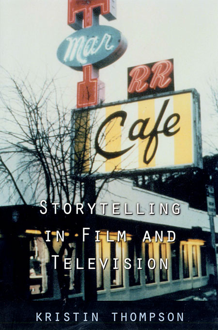 Cover: Storytelling in Film and Television, from Harvard University Press