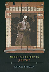 Cover: Arnold Schoenberg's Journey in PAPERBACK