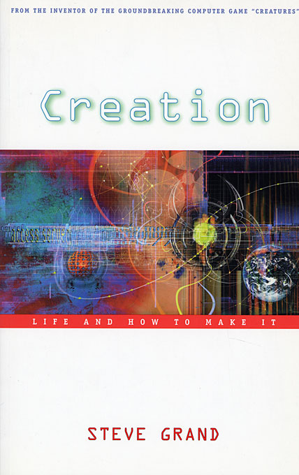 Cover: Creation: Life and How to Make It, from Harvard University Press