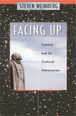 Cover: Facing Up: Science and Its Cultural Adversaries