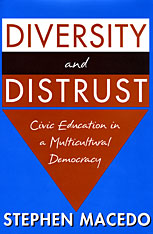 Cover: Diversity and Distrust: Civic Education in a Multicultural Democracy